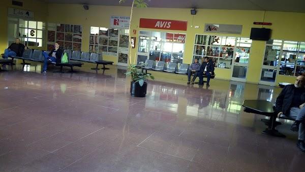 Avis Alquiler de Coches en Guadalajara, Estación de Autobuses