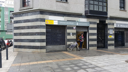 Oficina de Empleo de la Laguna ett San Cristóbal de La Laguna Santa Cruz de Tenerife
