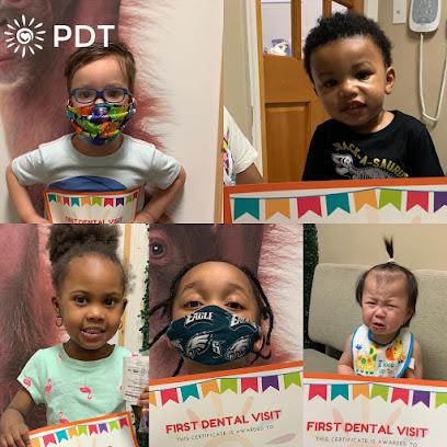 Pediatric dentist Pediatric Dental Team