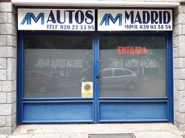Autos Madrid