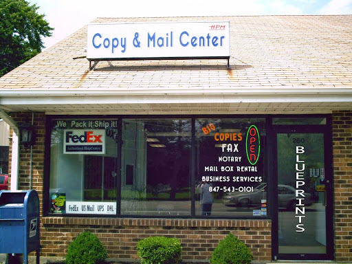 Print Shop «Hainesville Print Copy and Mail Center», reviews and photos, 260 East Belvidere Road, Hainesville, IL 60030, USA