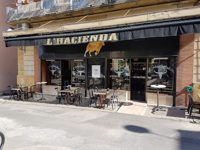 photo du restaurant L'Hacienda