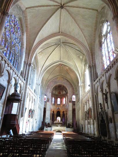 Church of Sainte-Radegonde