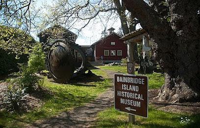 Bainbridge Island Historical Museum in Seattle WA