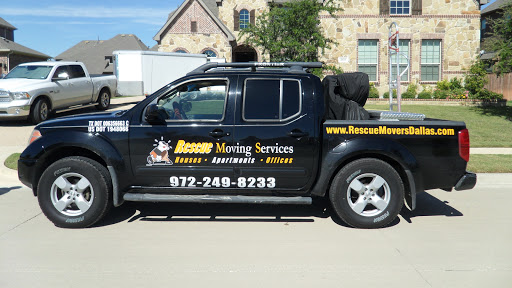Mover «Rescue Moving Services», reviews and photos