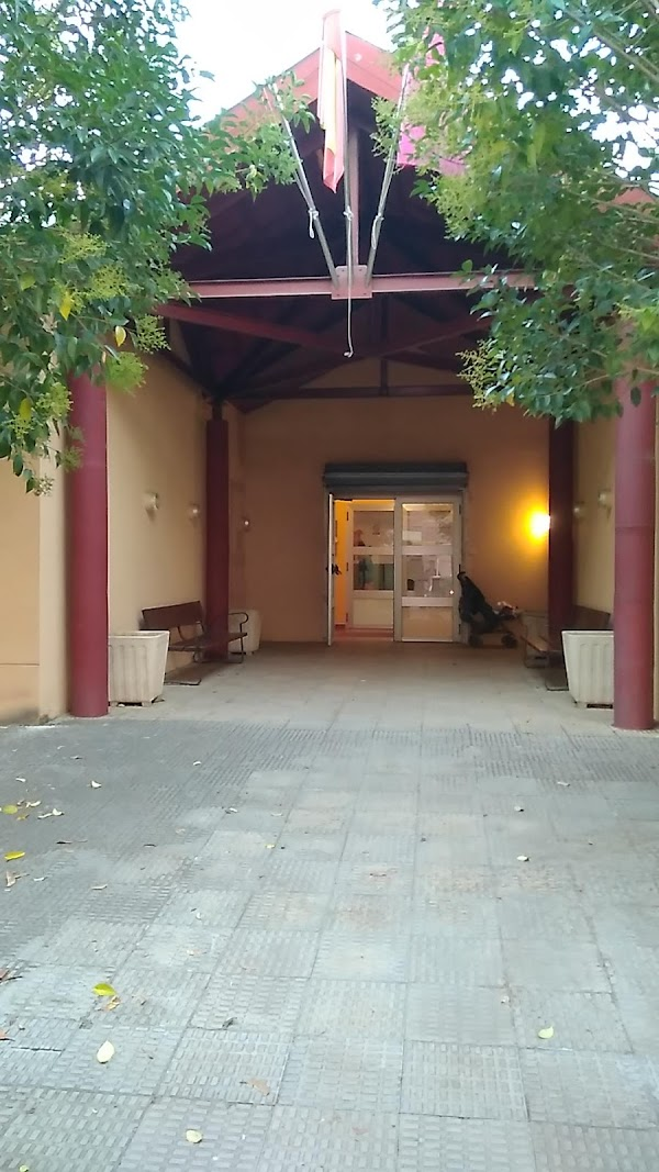 Colegio Parque de Los Reyes
