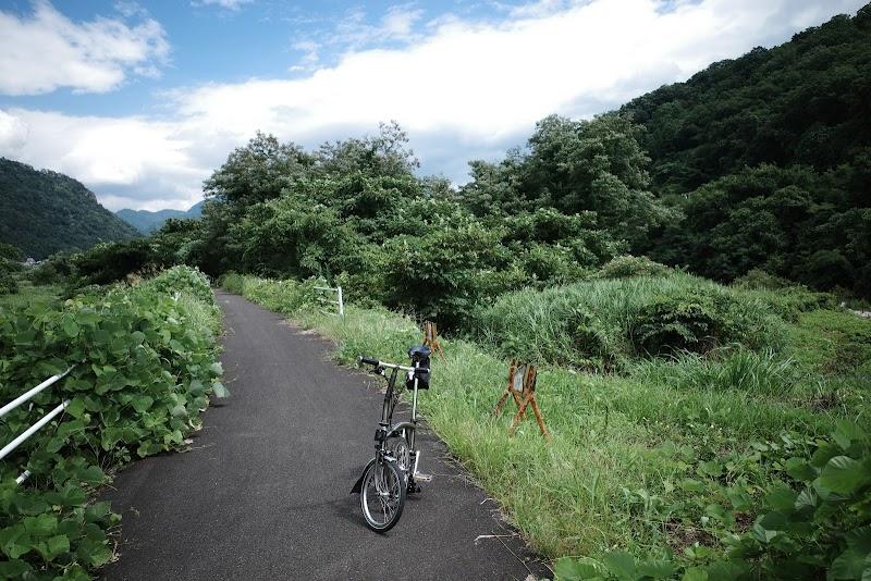 さくらんぼサイクリングロード