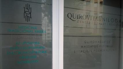 imagen de masajista Centre de Quiromassatge Quirovital Niloga