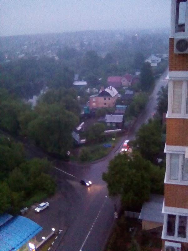 АЗС «АЗС Лаки-ойл» в городе Ивантеевка, фотографии