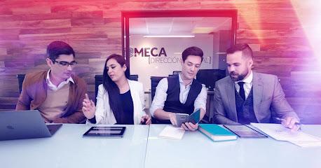 MECA Agencia digital. Servicios de diseño web y marketing digital