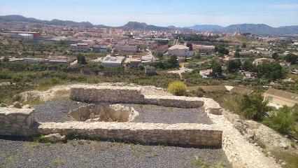 Yacimiento Arqueologico Del Monastil