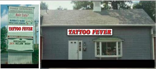 Tattoo Shop «Tattoo Fever», reviews and photos, 43 Bridge St, Pelham, NH 03076, USA