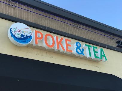 Poke & Tea