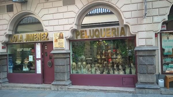 Peluquería Lola Jiménez