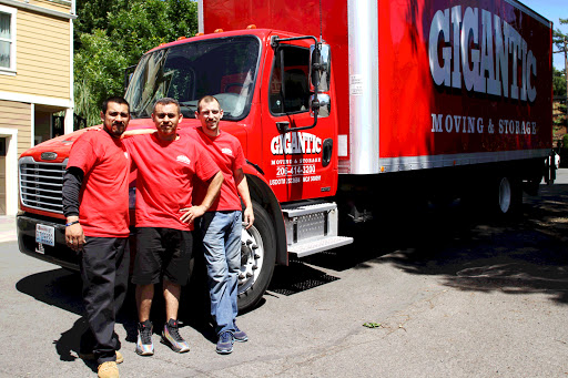 Mover «GIGANTIC MOVING & STORAGE», reviews and photos