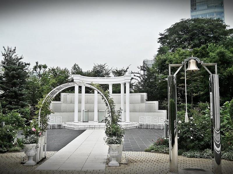 芝公園プリンス ガーデンチャペル