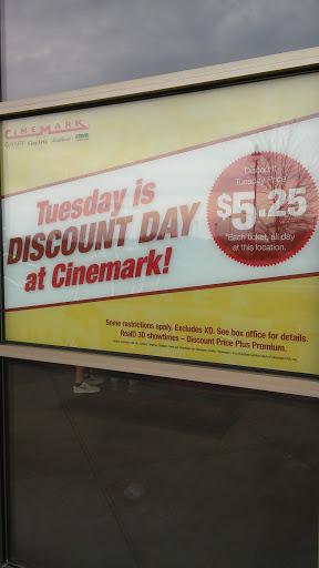 Movie Theater «Cinemark At Valparaiso», reviews and photos, 700 Porters Vale Blvd, Valparaiso, IN 46383, USA