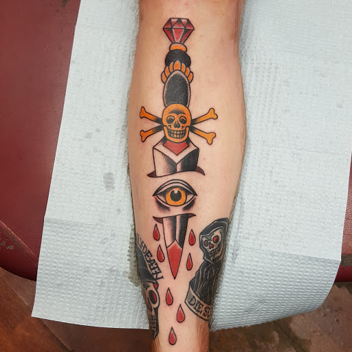 Tattoo Shop «Straight Edge Tattoo and Body Piercing», reviews and