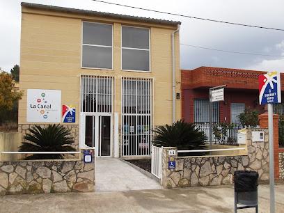 Tourist Info Quesa / Oficina de Turismo de Quesa