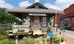 New Braunfels Historic Railroad and Modelers Society