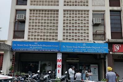 Dr. Shamer Singh Memorial Radio- Diagnostic Centre