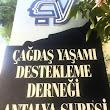 Çağdaş Yaşamı Destekleme Derneği Antalya Şubesi resmi