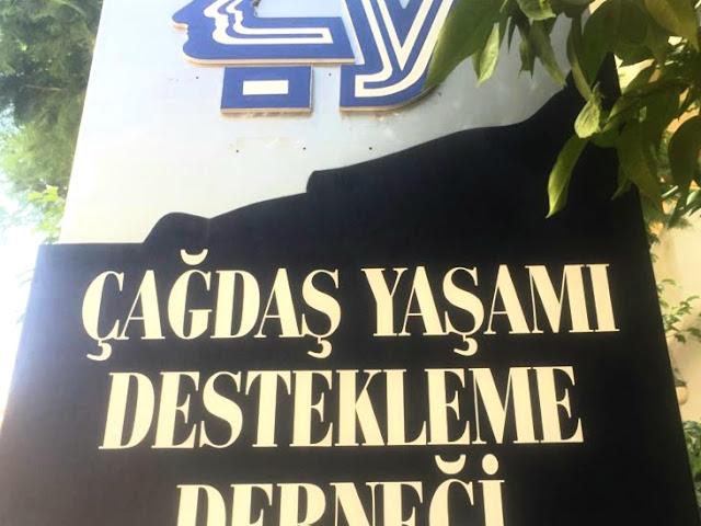 Çağdaş Yaşamı Destekleme Derneği Antalya Şubesi