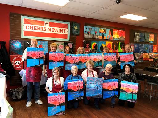 Cheers N Paint Art Studio