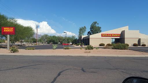 Wells Fargo Bank, 2891 Apache Trail, Apache Junction, AZ 85120, Bank