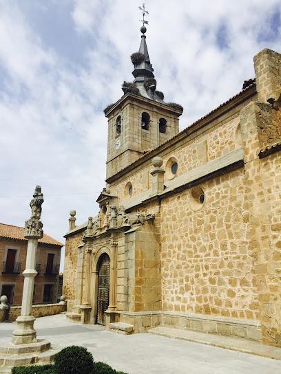 Iglesia Del Apóstol Santiago