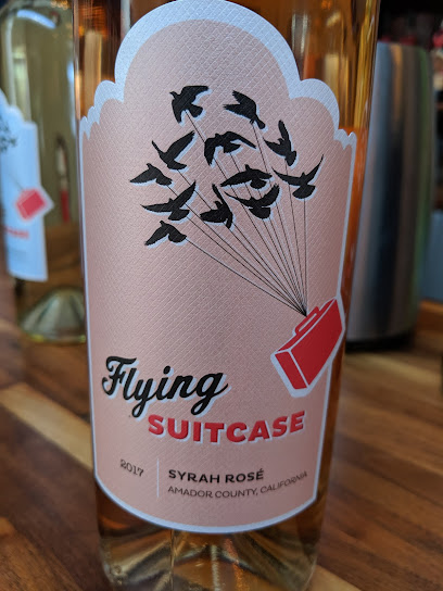 Flying Suitcase Wines