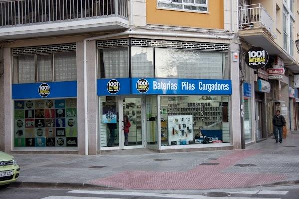 1001 Baterias Pilas Burgos
