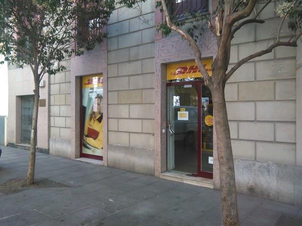 DHL Express Spain