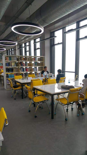 Bülent Ecevit Üniversitesi İbn-i Sina Kütüphanesi