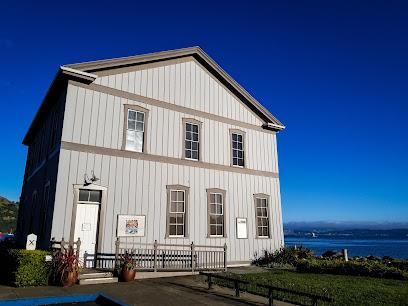 Tiburon Railroad & Ferry Depot Museum