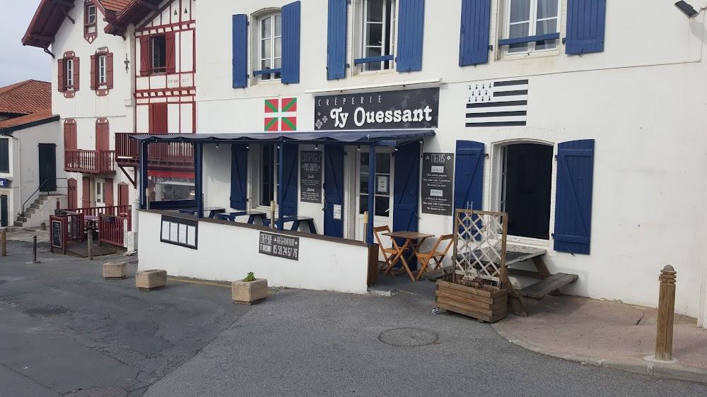 photo du resaurant Crêperie Ty Ouessant
