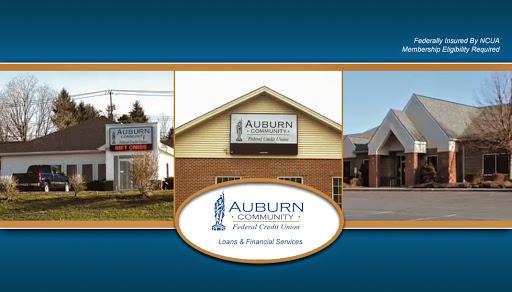 Auburn Community Federal Credit Union, 65 Wright Cir, Auburn, NY 13021, Credit Union