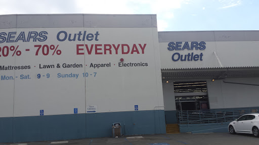 Appliance Store «Sears Outlet», reviews and photos, 500 W Warner Ave