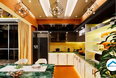 VEDO REDO – Interior Designer | Modular Kitchen | Construction | Renovation