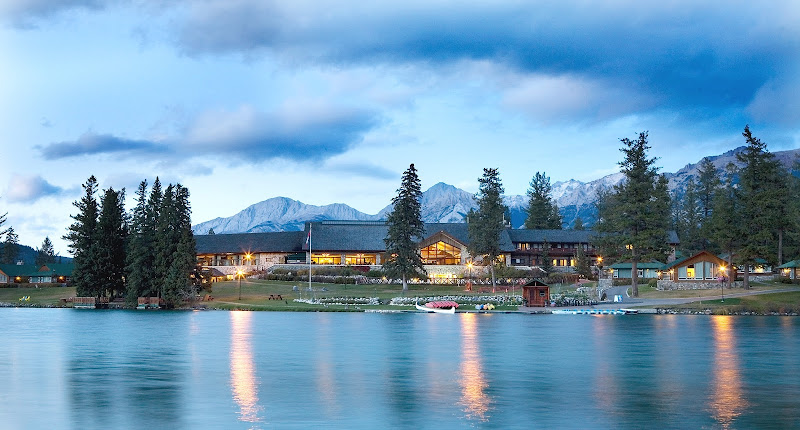 Fairmont Jasper Park Lodge, Kanada