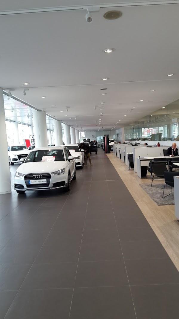 Arrojo  Concesionario Oficial Audi