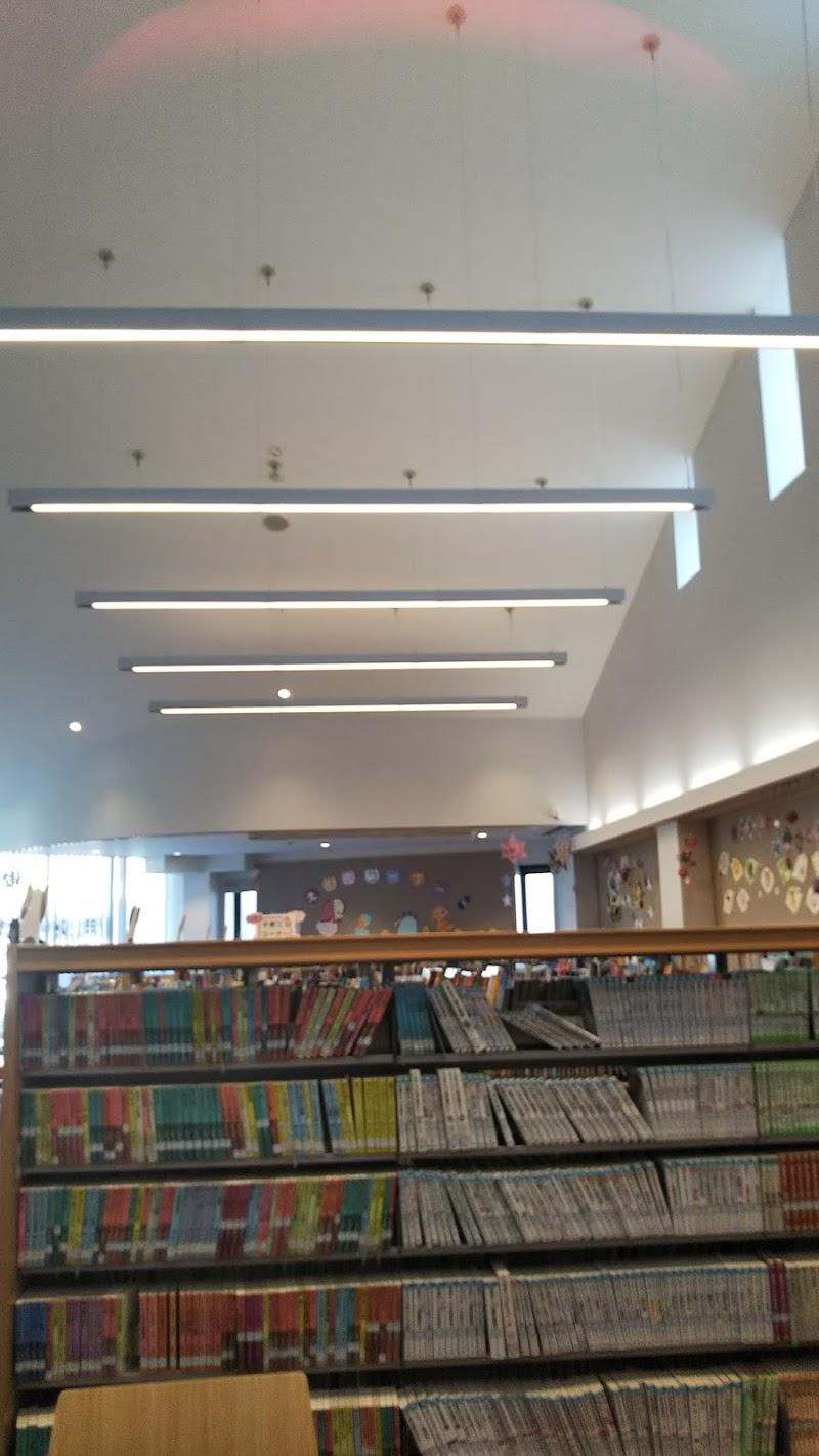 岸和田市立 桜台図書館