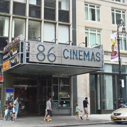 Movie Theater «East 86th St. Cinema», reviews and photos, 210 East 86th St, New York, NY 10028, USA