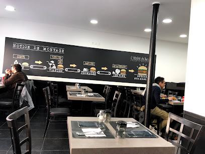 photo du restaurant L'Atelier du Burger Ivry
