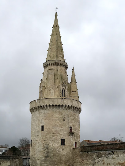 The Lantern Tower of La Rochelle