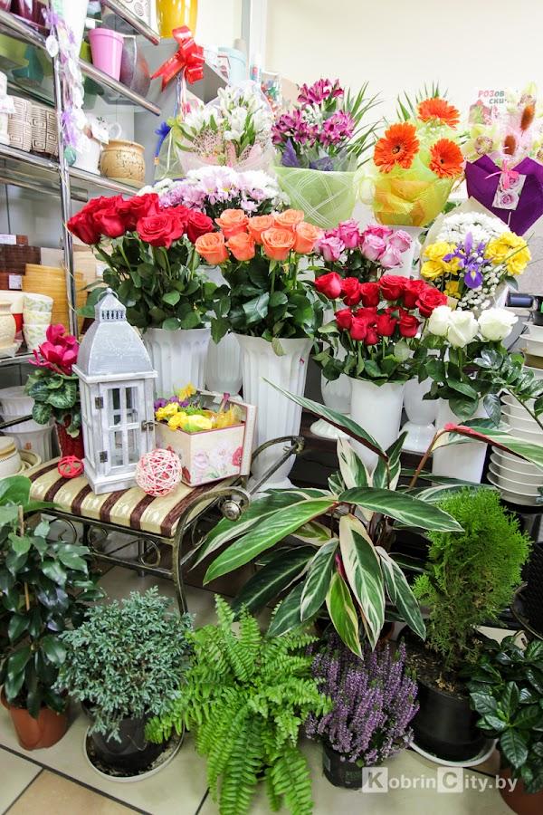 Оптово розничный склад магазин цветов flor-boutique . хабаровск