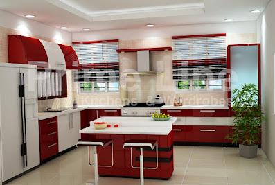 Prime Line Kitchen Cabinets & Modular kitchen KochiKochi
