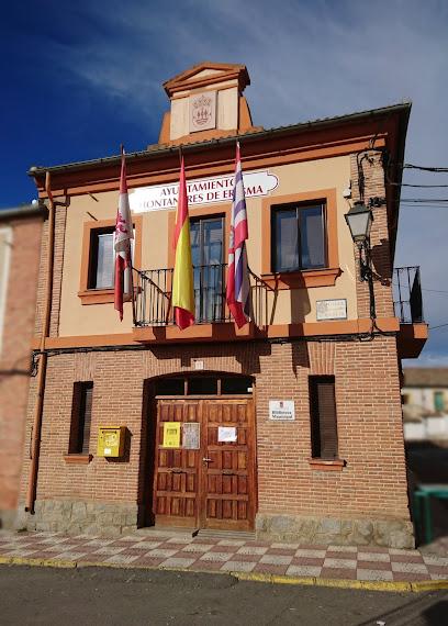 Ayuntamiento de Hontanares de Eresma