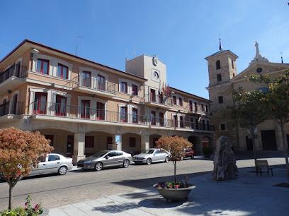 Oficina de turismo de Valencia de Don Juan