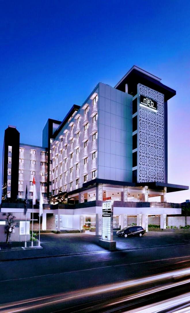Hotel Neo Malioboro Yogyakarta / malioboro.neohotels.com